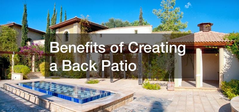 outdoor back patio ideas